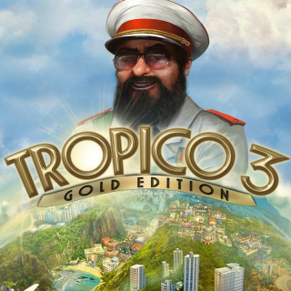 Tropico 3 Gold Edition (PC Windows Steam Key Global Digital) Instant Delivery
