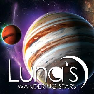 Luna's Wandering Stars (PC Windows Mac Steam Key Global Digital) Instant Delivery