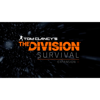 Tom Clancy's The Division Survival DLC