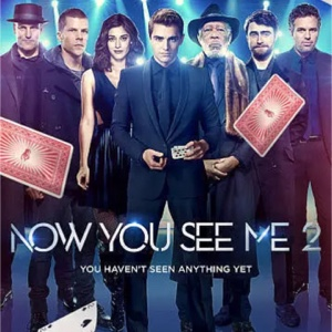 Now You See Me 2 Digital HD Itunes Code
