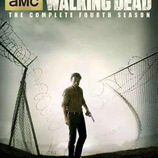 The Walking Dead Season 4 Digital HD UV Code