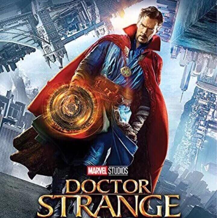 Doctor Strange Digital HD UV Google Play