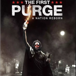 The First Purge 4k Digital UHD UV Code