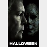 HALLOWEEN (2018) DIGITAL HD UV CODE