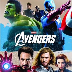 Marvel Avengers 1 Digital HD UV Code With Points