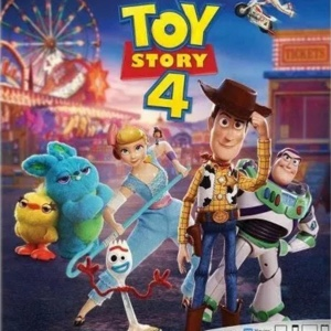 Toy Story 4  4k Digital  UHD UV Code
