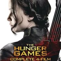 THE HUNGER GAMES 4-MOVIE COLLECTION DIGITAL HD UV CODE