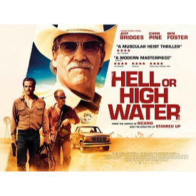 Hell or High Water 4k Digital UHD UV Code