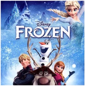 Frozen Digital HD UV Google Code