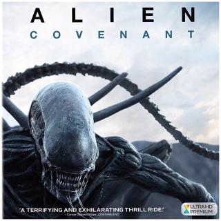 Alien Covenant Digital HD UV Code