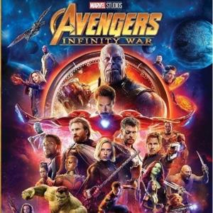 Marvel Avengers 3 : Infinity War 4K Digital UHD UV Code