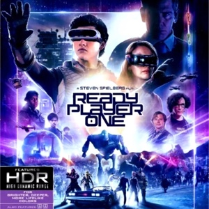 Ready Player One 4k Digital UHD UV Code