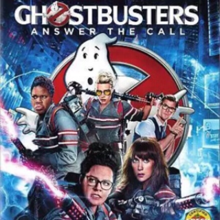 Ghostbusters Answer The Call Digital HDX UV Code