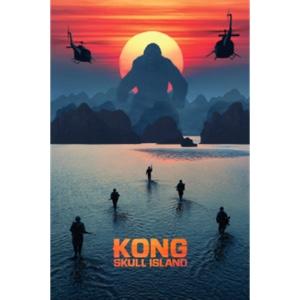 Kong: Skull Island Digital HD UV Code