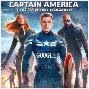 Captain America 2 : The Winter Soldiers Digital HD Google Code