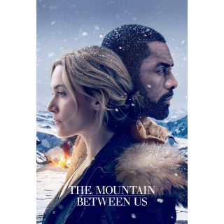 The Mountain Between Us Digital 4k UHD UV Code