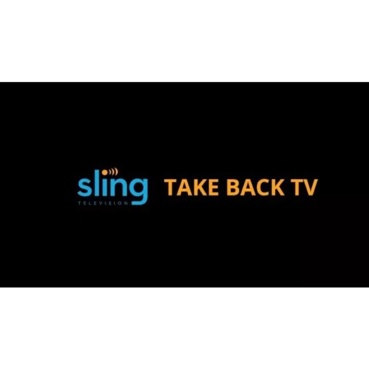 Sling TV 2 Months (Orange+Blue) + 3 Vudu Movies ($80 Value