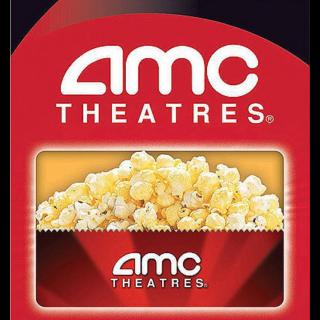 $5.00 AMC Theater