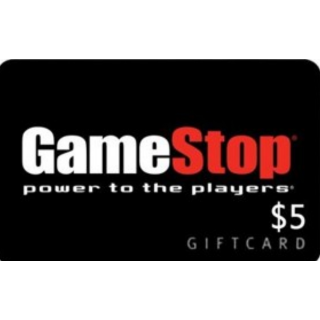 $5.00 GameStop