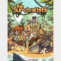 The Survivalists (Xbox One) GLOBAL KEY