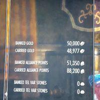 50,000 ESO Gold