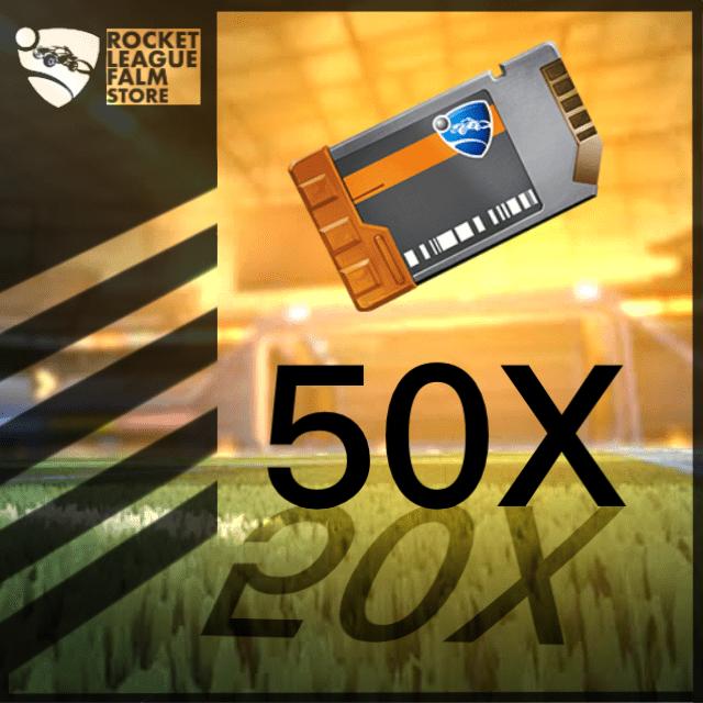 Keys | 50x