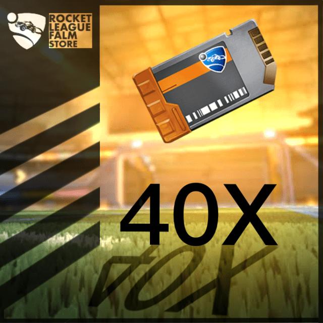 Keys | 40x