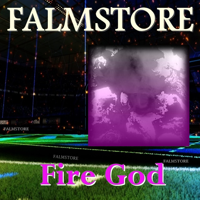 Fire God | INSTANT DELIVERY