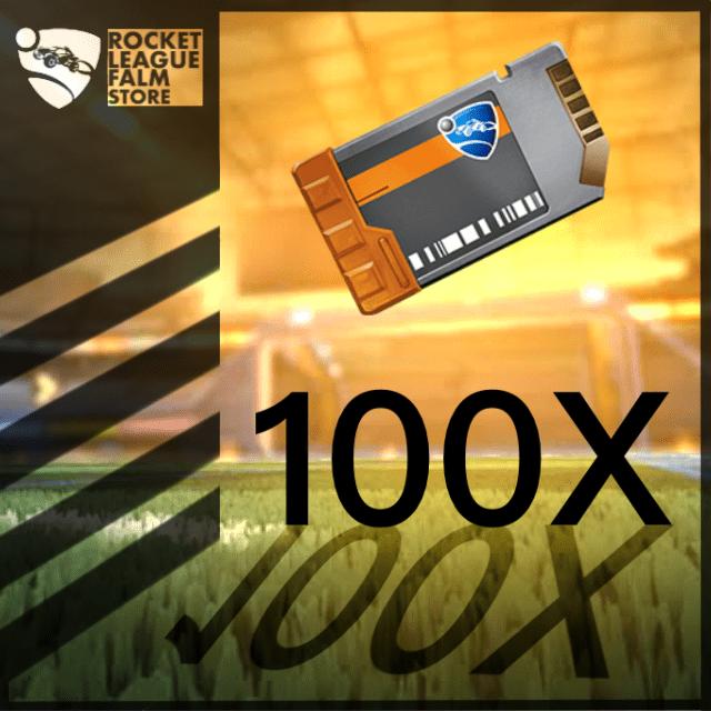 Keys | 100x