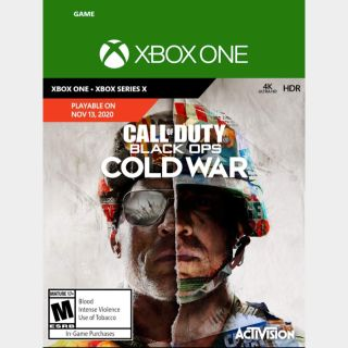 Call of Duty: Black Ops Cold War Standard Edition - Xbox One  Digital Code - Auto Delivery