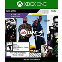 UFC 4 INSTANT DELIVERY