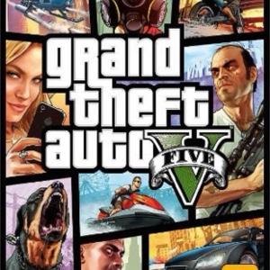 Grand Theft Auto V / GTA 5 (Xbox One)