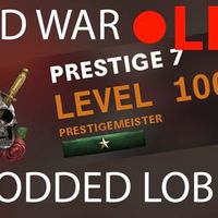 Cold War Modded Lobbies! Level 1000