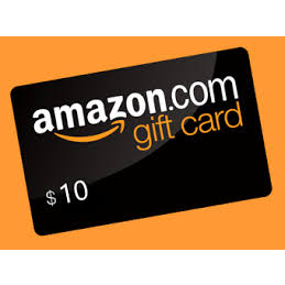 $10.00 Amazon Gift Card *usa*