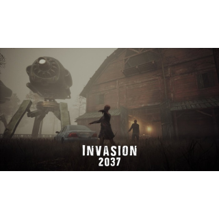 INVASION 2037 Steam key