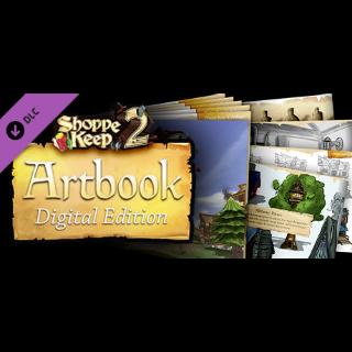 Shoppe Keep 2 DLC - Digital Art Book DLC