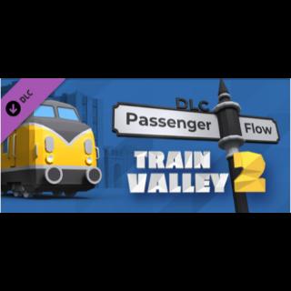 TRAIN VALLEY 2 - PASSENGER FLOW DLC STEAM KEY
