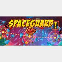 SPACEGUARD 80 STEAM KEY