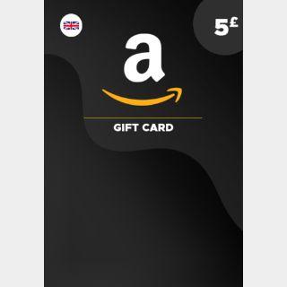 £5.00 Amazon UK