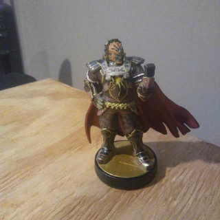 Ganondorf Amiibo Super Smash Bros Wii U Other