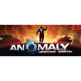 Collection of 3 games - Anomaly