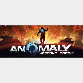 Anomaly - Bundle / Collection of 3 games