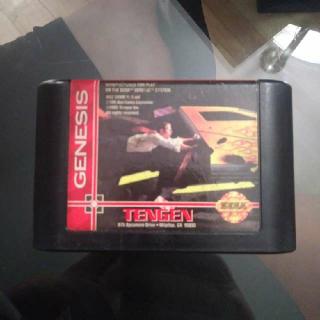 Tengen For Sega Genesis