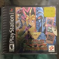 Yu-Gi-Oh Forbidden Memories for PlayStation 1
