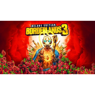 Borderlands 3 Deluxe Edition PC EU (Epic store) PRE-ORDER! AFTER RELEASED
