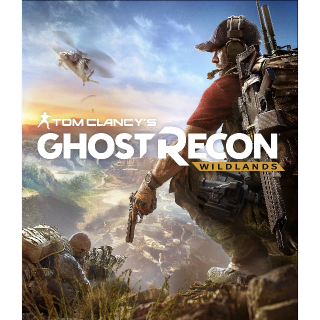 Tom Clancy's Ghost Recon: Wildlands PC (Uplay) EUROPE