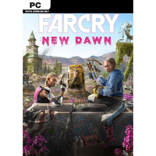 Far Cry: New Dawn PC Uplay EUROPE