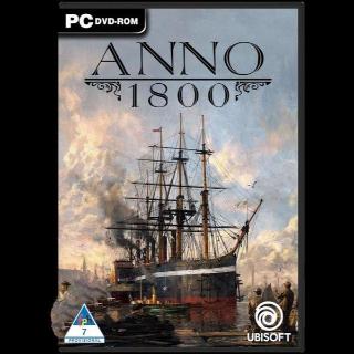 Anno 1800+DLC PC EUROPE (Uplay)