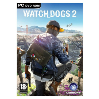 Watch Dogs 2 PC EUROPE (Uplay)