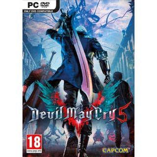 Devil May Cry 5 PC STEAM EUROPE